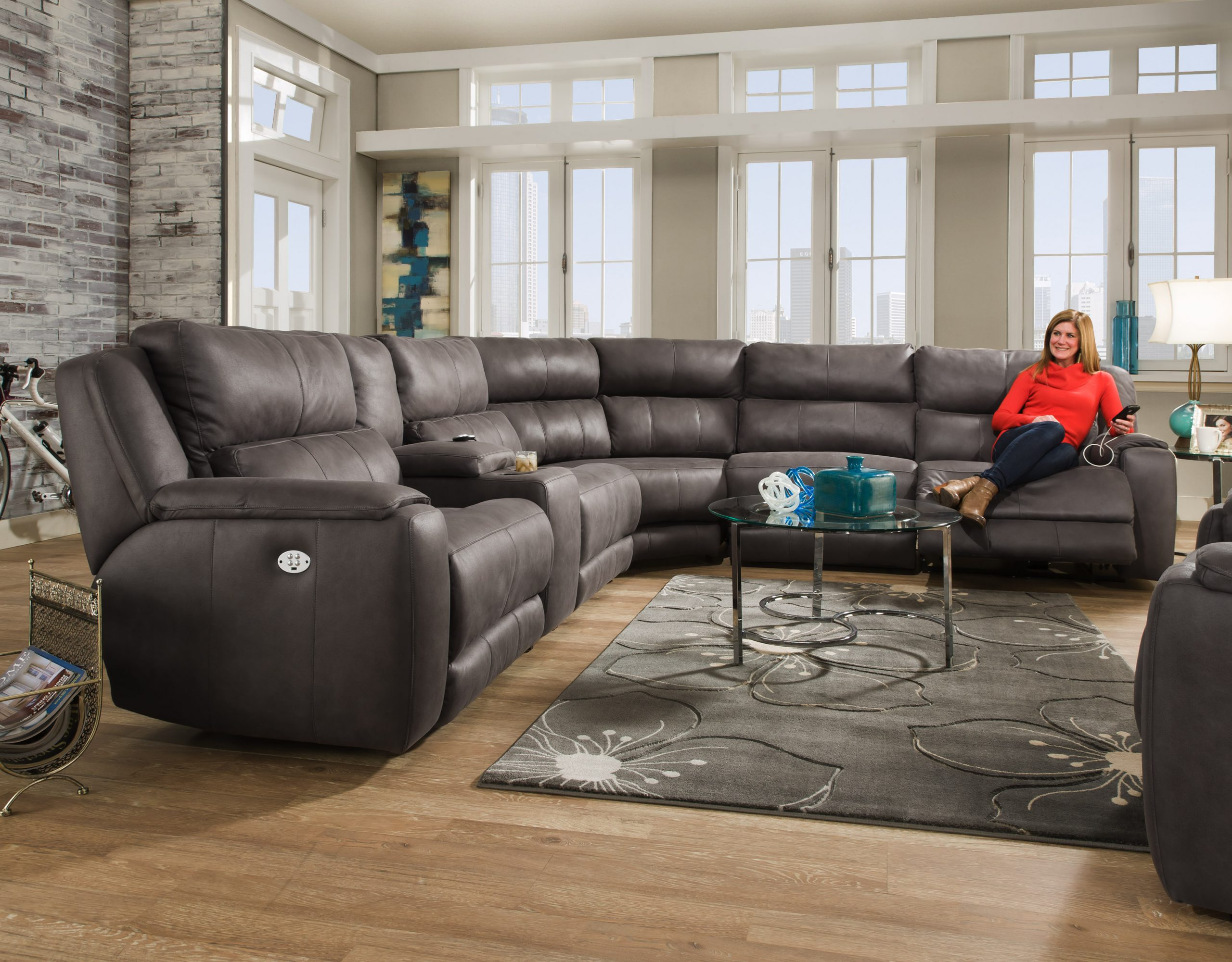 883 Dazzle Sectional Southern Motion