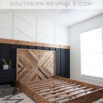 Diy Reclaimed Wood Bed West Elm Inspired Orc Week 3