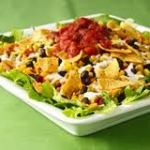 Layered Southwest Taco Salad