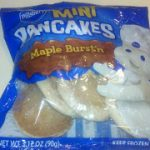 Taste Test Tuesday: Pillsbury Mini Maple Burst Pancakes