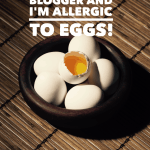 Eggs: I can cook with them, but I can't eat them