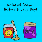 National Peanut Butter and Jelly Day