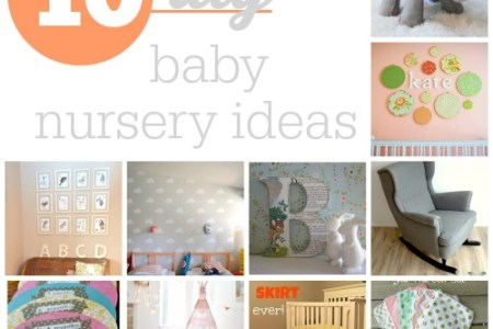 results for do it yourself baby nursery decor