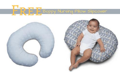 babiesrus deal free boppy nursing pillow slipcover southern savers