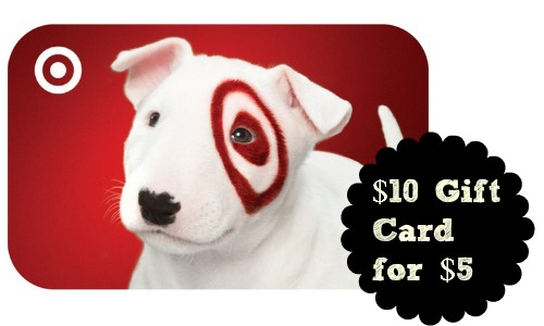 10 Target Gift Card For 5 Southern Savers
