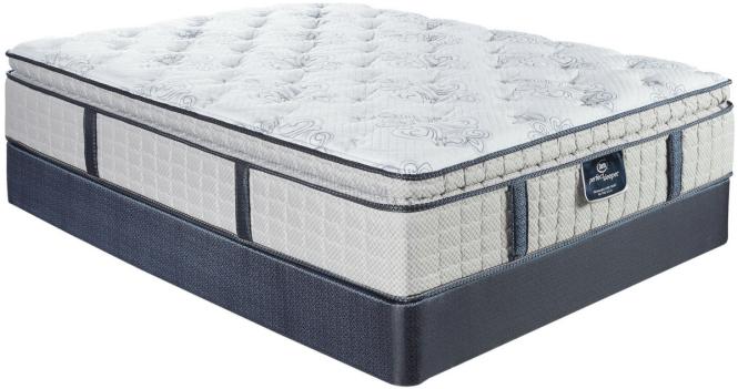 Serta Perfect Sleeper Mattress Box Spring For 10