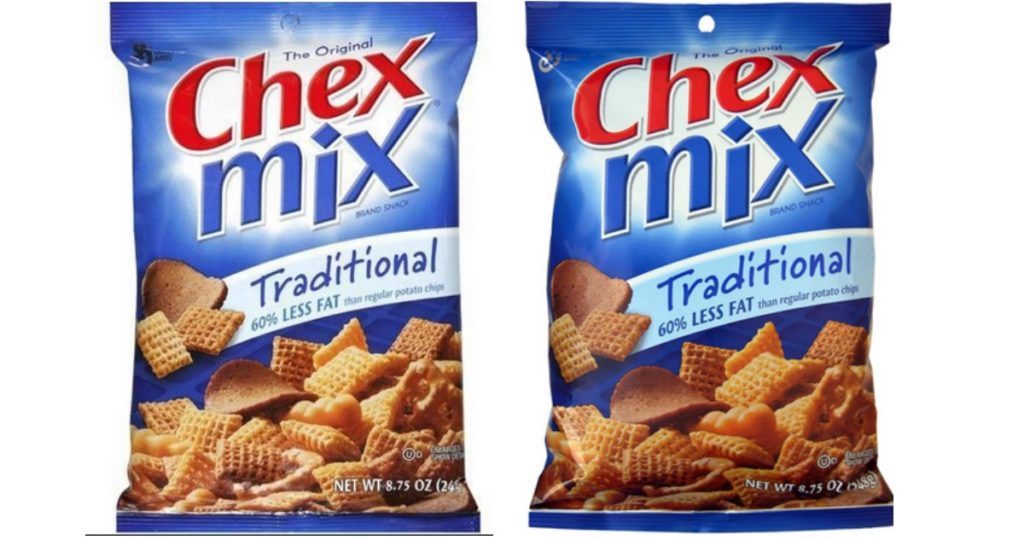 Chex Mix Coupon Snacks For 1 Southern Savers