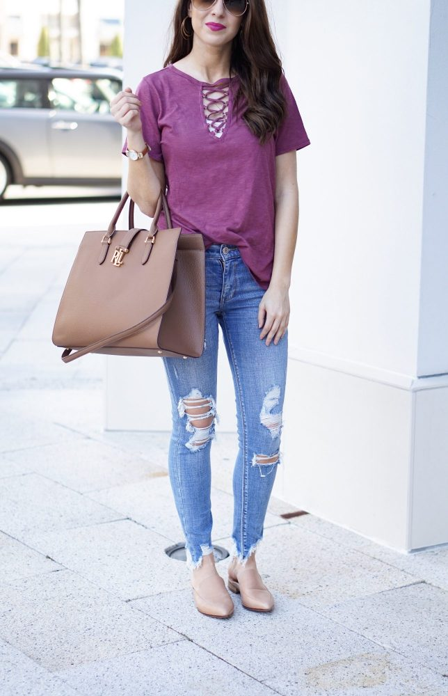 Tops for Summer to Fall