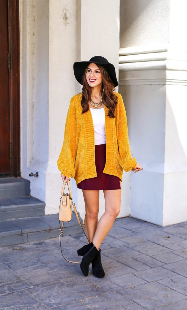 Perfect Blouse Cardigan for Fall