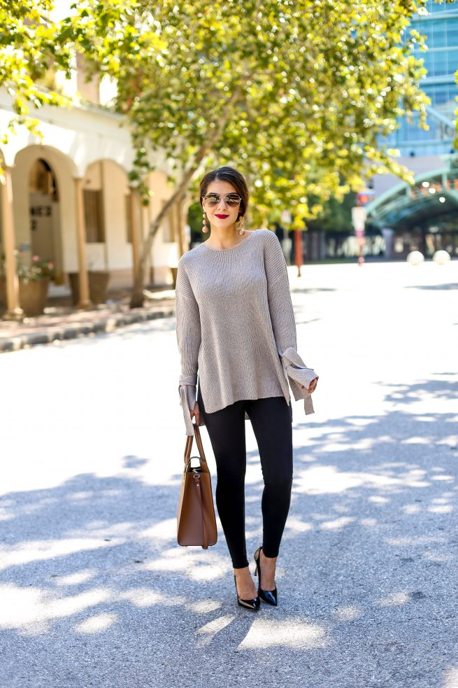 Perfect Tunic Sweater for Fall