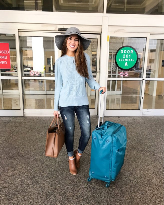 Airport Outfit Style