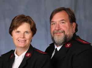 Captains Mike & Cathy Michels