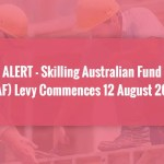 Skilling-Australian-Fund-(SAF)-Levy-Commences
