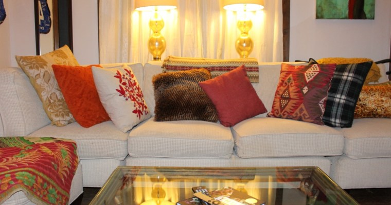 Living room décor you'll love for less