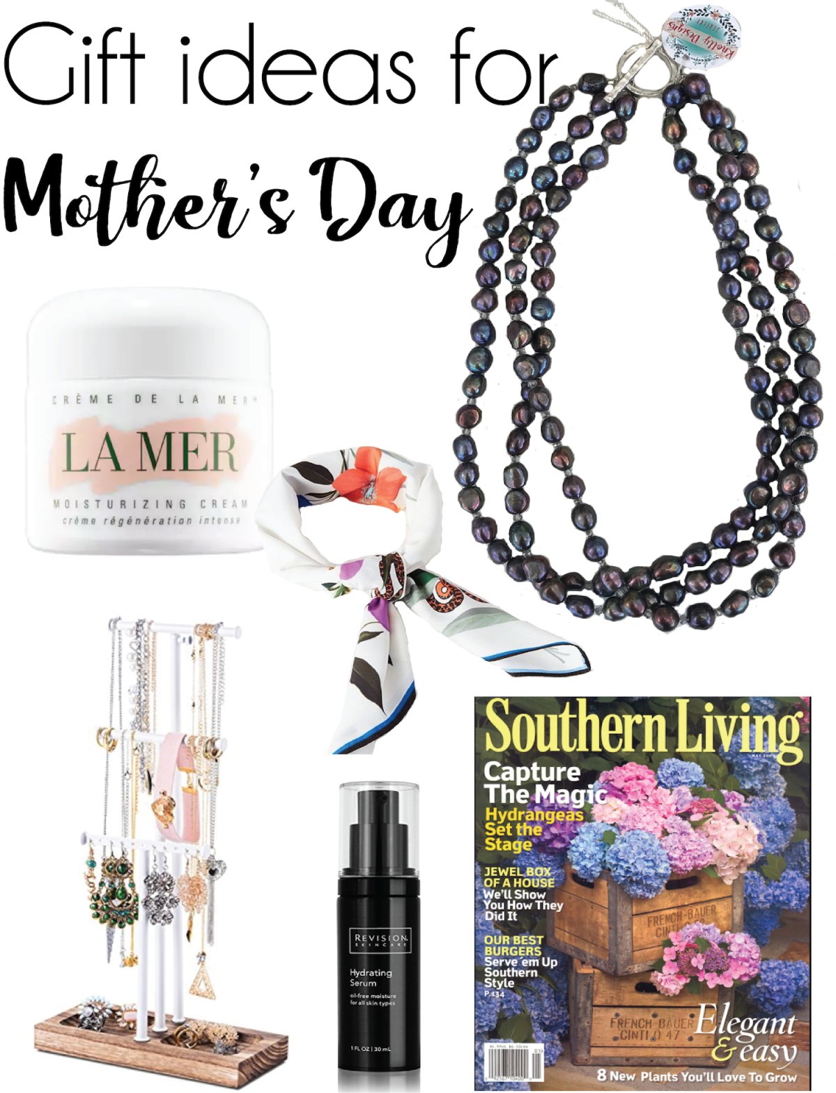 Mother's Day, Ivana Hrynkiw, Southern Style Diaries, gift guide