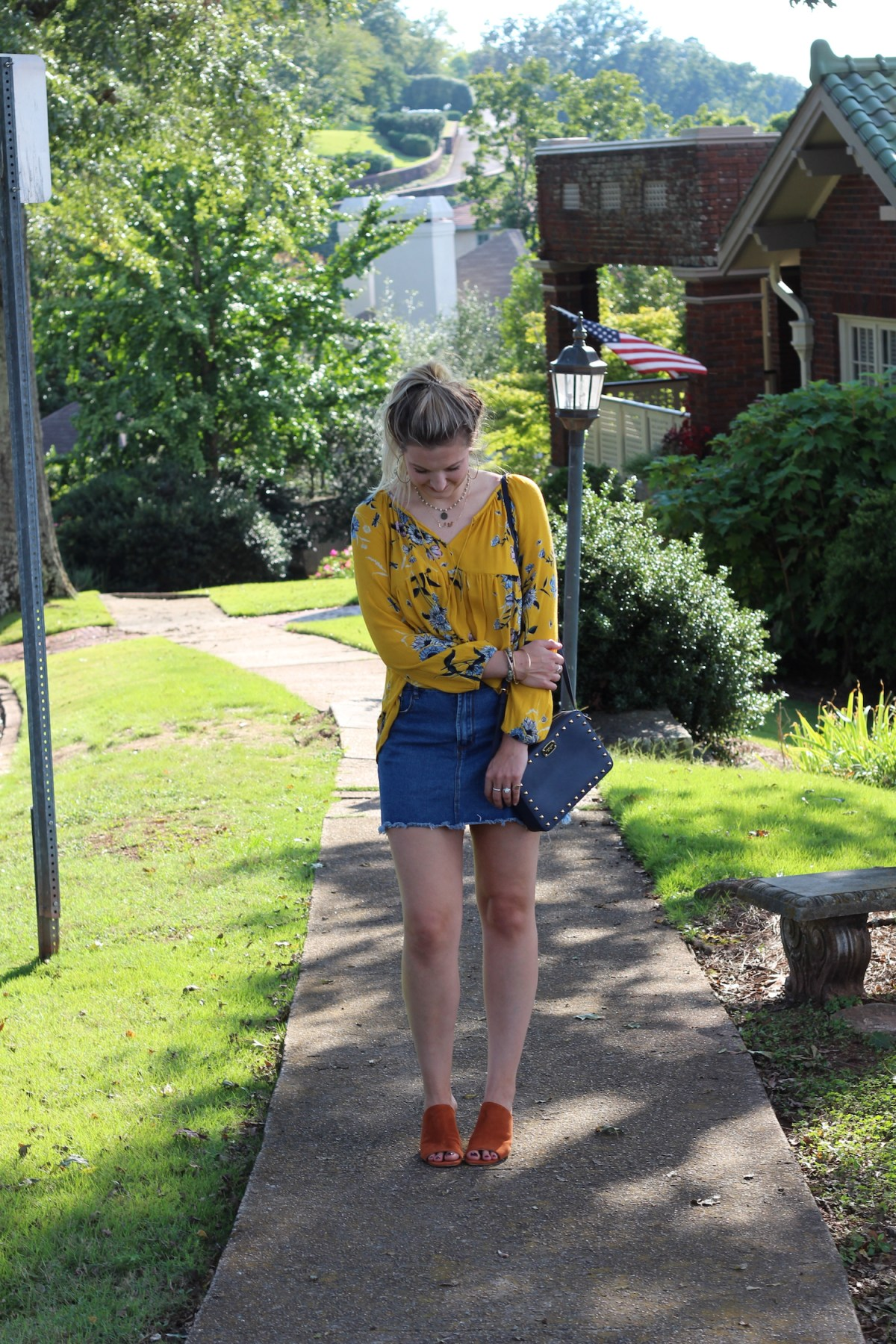fall, Southern Style Diaries, Ivana Hrynkiw, fall outfit