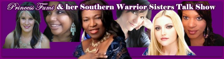 Princess Fumi & Her Southern Warrior Sisters