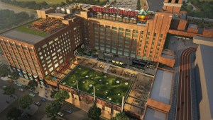 Southface and Stevens & Wilkinson are partnering to achieve LEED for Homes certification for all residential units in Ponce City Market, a mixed-use development in Atlanta's Old Foutrth Ward.