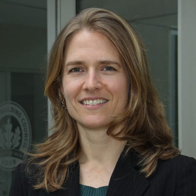 LISA BIANCHI-FOSSATI, <i>Director <br>Policy + Systems Technology</i>