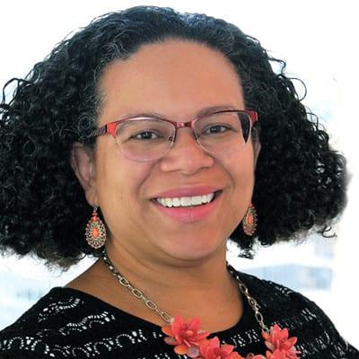 ODETTA MACLEISH-WHITE <br> Managing Director <br> Transformation Alliance