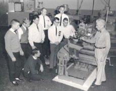 1950s Machine Shop