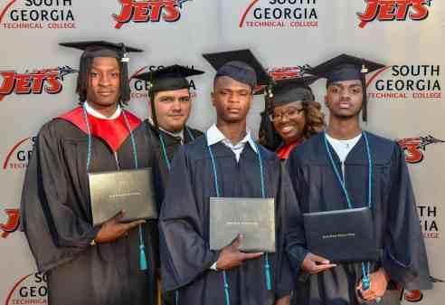 Dual enrollment graduates