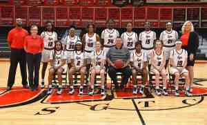 Coach James Frey and the 2020 – 2021 Lady Jets ranked 7th in pre-season poll and will play 4th ranked Shelton State on Sunday at 1 p.m. in Americus.