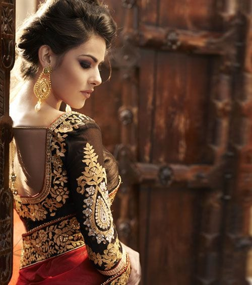 Artistic Amp Innovative Blouse Sleeve Styles South India