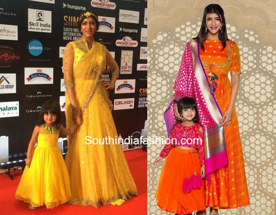 Mother And Daughter Matching Dresses Latest Fashion Trend
