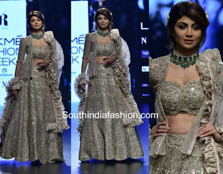 Jayanti Reddy Collection at Lakme Fashion Week 2018     South India         jayanti reddy collection lakme fashion week 2018