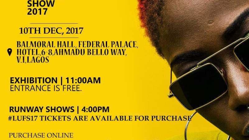 EVENT: The Lagos Urban Fashion Show Unviels Venue & Date For The Prestigious Fashion Event