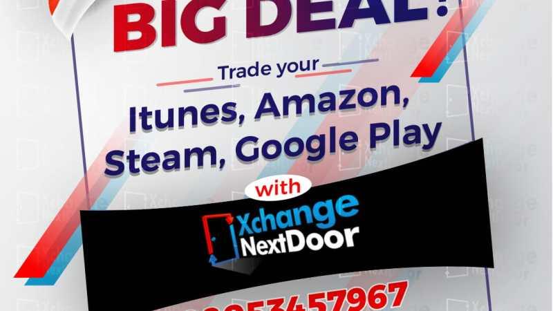 XCHANGNEXDOOR – The Digital Exchanger You Can Trust