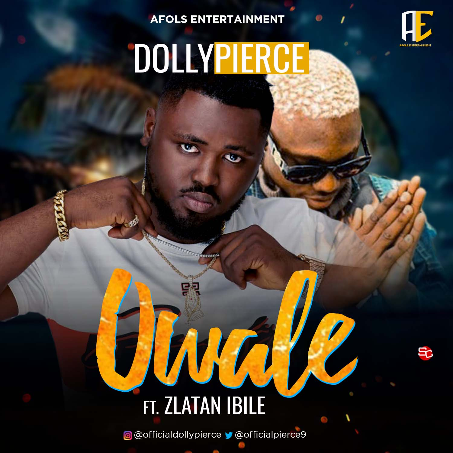 Music: Dollypierce ft Zlatan – OWALE // @officialdollypierce