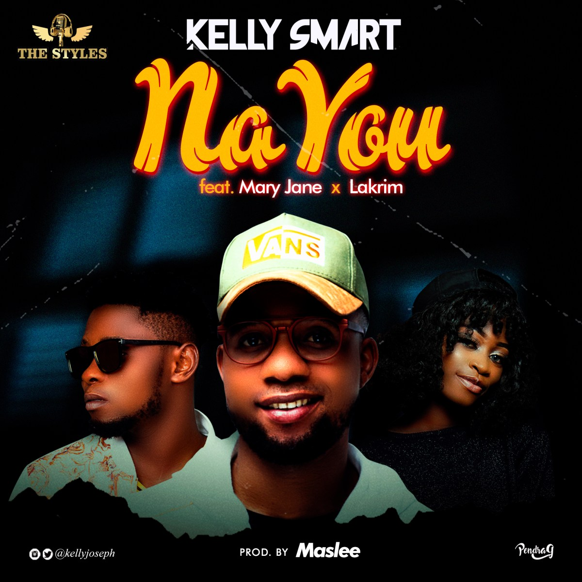 Music: Kelly Smart - Na You ft Mary Jane x Lakrim