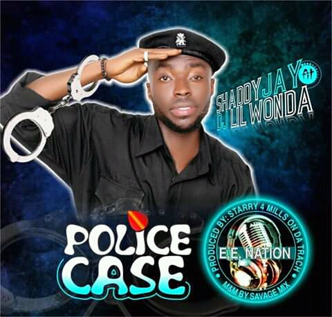 Music: Shady Jay - Police Case ft Dj Lil Wonder