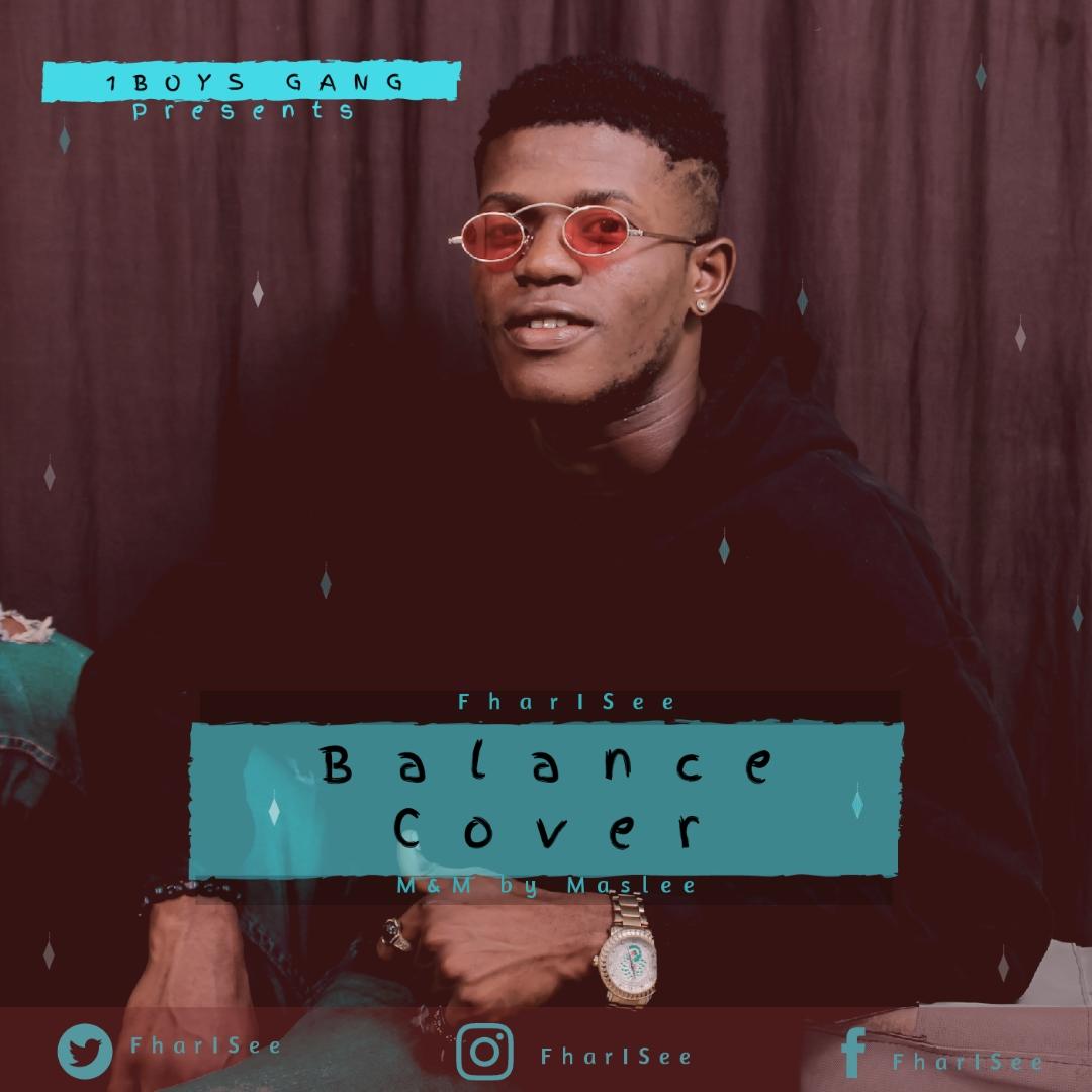 Music: Fharisee - Balance Cover