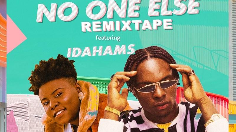 DJ Donak & Idahams – No One Else Remixtape   @djdonak
