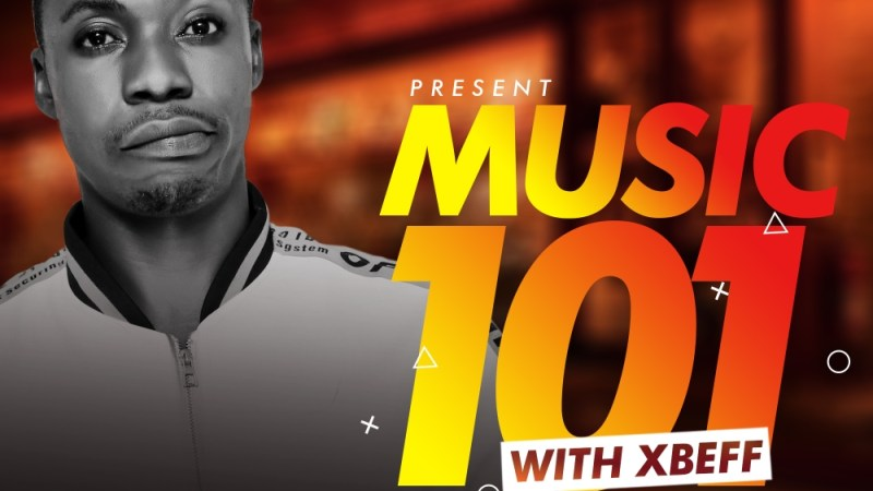 "PODCAST: Music 101 with Xbeef"" [22nd Edition] 