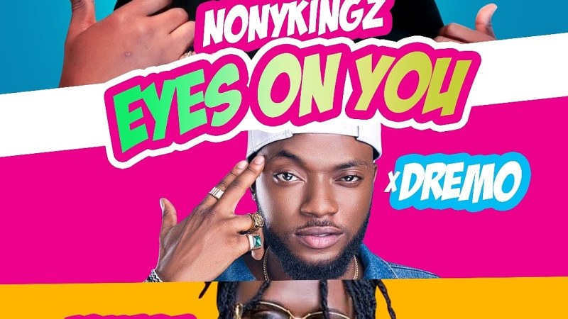 WORLD PREMIERE: NONYKINGZ FT. DREMO & ICHABA – EYES ON YOU