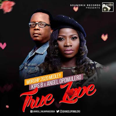Music: Kris B x Angel Opomulero – True Love |@angelopomulero