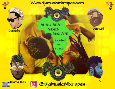 AFRO VIBES MIX COVER