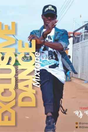 DJ Bash – Exclusive Dance Mix (Street Level) Artwork
