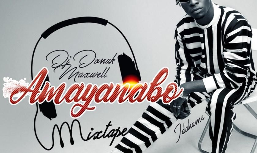 DJ Donak Amayanabo Mix Artwork