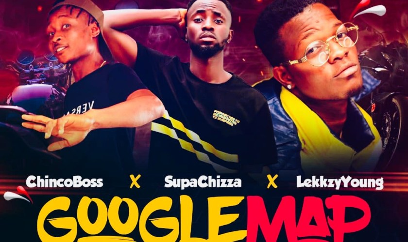 Supachizza Ft. Lekkzy Young X Chinco Boss – Google Map Artwork