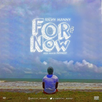 Richy Manny – For Now Artwork