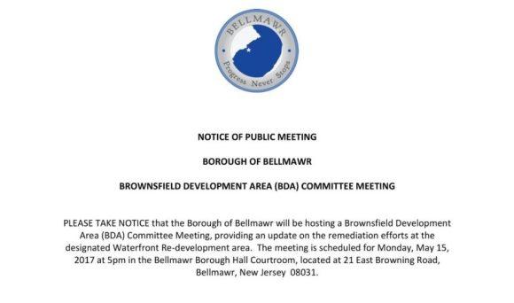 Bellmawr Brownsfield Development