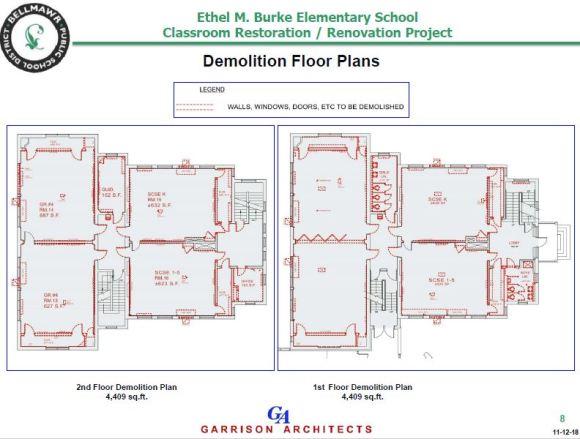 E.M. Burke Restoration Renovation