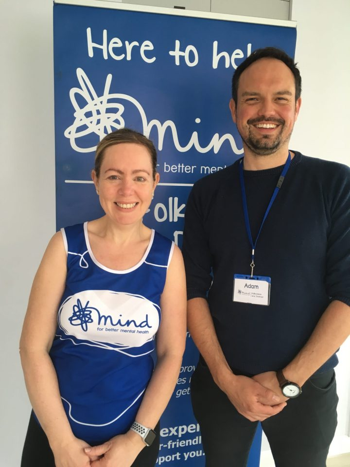 Sponsored Run raises money for Mental Health