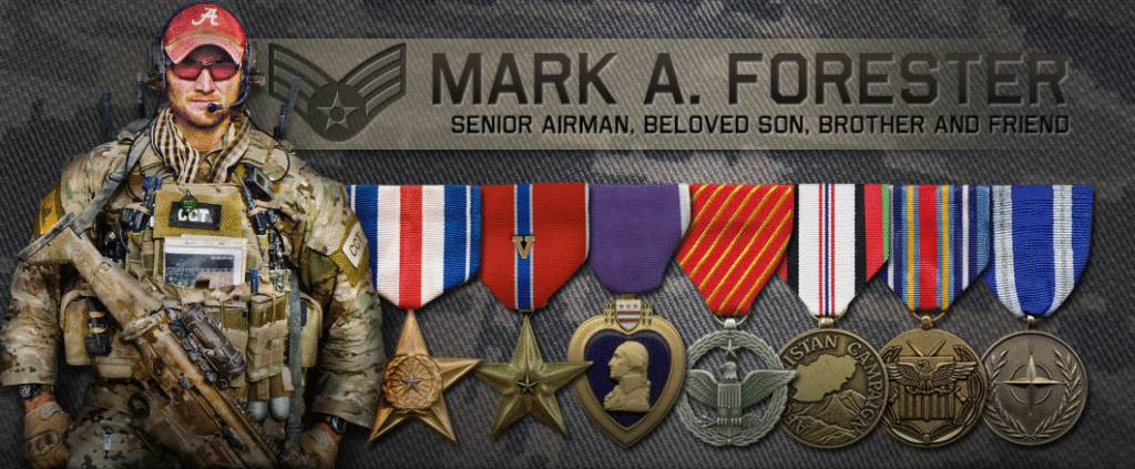 Sr. Airman Mark Forester