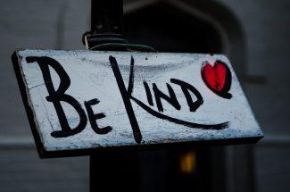 Thumbnail for the post titled: Sunday, September 19, 2021 Little Levers of Kindness  Rev. Scott Dalgarno